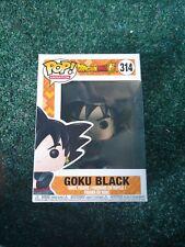 Funko Pop Animation: Dragon Ball Super - Goku Black Vinyl Figure Item #24983