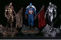 Handmade Avengers 4 Captain America 1/6 Model Statue Figure Toy Resin IN STOCK
