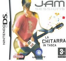 Jam Sessions La Chitarra In Tasca Nintendo DS IT IMPORT UBISOFT