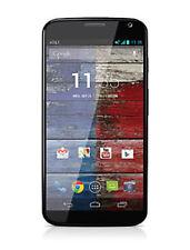 Téléphones mobiles noirs Motorola 4G