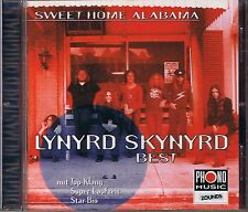 Lynyrd Skynyrd Sweet Home Alabama  (Best of) Zounds CD