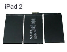 For Apple iPad 2 Battery Replacement Genuine A1395 A1396 A1376 6930mAh 3G