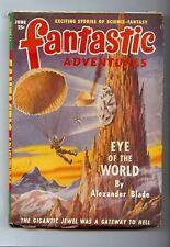 FANTASTIC ADVENTURES / JUNE 1949