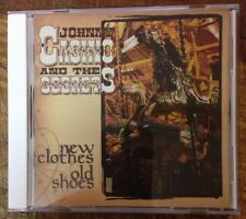 Johnny Casino New Clothes Old Shoes Cd Off The Hip Asteroid B-612