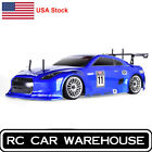 HSP Racing Drift RC Car 4wd 1:10 Electric Vehicle On Road RTR Remote Control USA