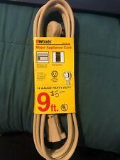 Woods Major Appliance Cord