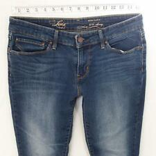 Ladies Womens Levis DEMI CURVE SKINNY Stretch Blue Jeans W31 L30 UK Size 10