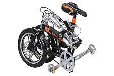 Airwheel R5 faltbares Mini E-bike Elektrofahrrad Pedelec schwarz
