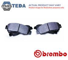 BREMBO FRONT BRAKE PADS SET BRAKING PAD P06010 P NEW OE REPLACEMENT