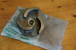 VARISCO PUMP IMPELLER BRONZ 10005201 for J50 OLD impeller No =3405 2008 +