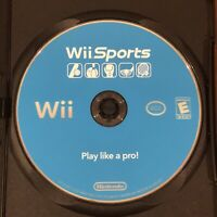 Wii Sports (Nintendo Wii, 2006) Game Disc - TESTED WORKS!!!