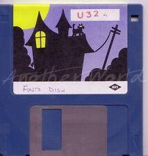 Amiga PD Disk - Utilities U32 - Fonts Disk