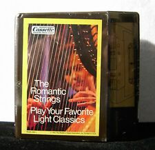1982 Readers Digest The Romantic Strings Play Your Favorite Light Classics NEW!