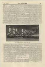 1921 1300 HP con propulsione a gas che soffia MOTORE Galloway