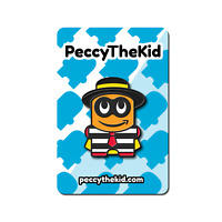 *READY TO SHIP* Hamburglar Enamel Peccy Pin