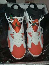 "Air Jordan 6 Retro ""Gatorade"" orange size 12 Used"