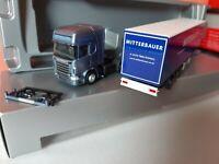 Scania  Mitterbauer logistics in motion 3370 Ybbs / Donau Österreich  Excluisv