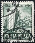 Stamp Poland SG783 1952 Gdansk Shipyard Used