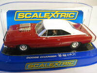 SCALEXTRIC C3317 DODGE CHARGER HOT ROD DPR   MINT BOXED