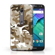 Étuis, housses et coques marron Pour Motorola Moto Z pour téléphone mobile et assistant personnel (PDA) Motorola