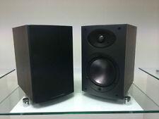 Mordaunt-Short Aviano 1 Bookself Speaker (pair, black)