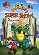 Super Mario Bros. Super Show: Once Upon A Koopa (DVD, 2007)