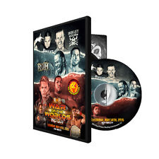 Official ROH Ring of Honor & NJPW - War of the Worlds 2016: NYC Event DVD