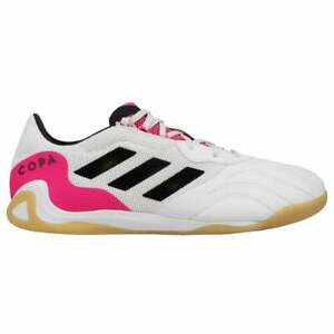 adidas Copa Sense.3 Indoor Sala   Mens Soccer Cleats     - Black,Pink,White -