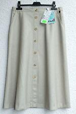 Wadenlange Damenröcke im A-Linien-Stil aus Baumwollmischung für die Freizeit