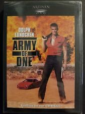 Army of One aka Joshua Tree (DVD, 1999) Dolph Lundgren 1993 Region 1 SEALED OOP