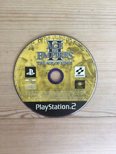 Age of Empires II: The Age of Kings for PS2 *Disc Only*