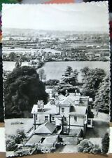 England The Woodlands Anney Foregate Shrewsbury Youth Hostel RPPC - unposted