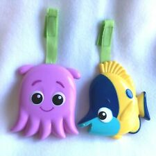 Pearl and Tad Finding Nemo Toy Replacements Bright Starts Sea Activity Jumper