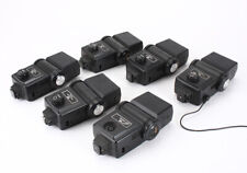 VIVITAR LOT OF 6 283 FLASH UNITS, NON-WORKING +  MISSING PARTS/212084