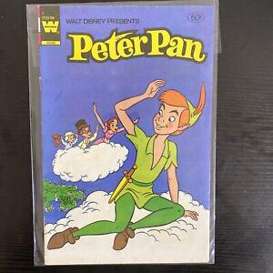 Walt Disney comic book Peter Pan #1, Whitman Publishing  1980s comics