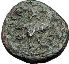 ALEXANDER III the GREAT Lifetime 336BC Authentic Ancient Greek Coin EAGLE i63211
