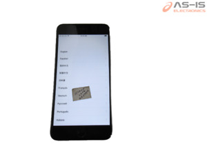 *AS-IS* Apple iPhone 7 A1660 32GB Black Smartphones