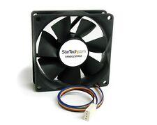 StarTech.com 80x25mm Computer Case Fan with PWM - Pulse Width Modulation