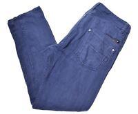 DIESEL Mens Jeans W32 L30 Blue Cotton Slim-Tapered Darron BW21
