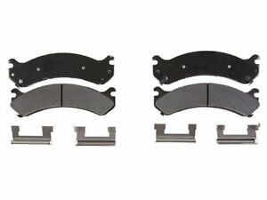 Front Brake Pad Set 2KWD97 for Hummer H2 2003 2004 2005 2006 2007 2008 2009