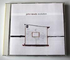 JOHN LEWIS ............. EVOLUTION ........... CD