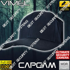 Action Camera Bike Cap Body Worn Home Security Sport Cam 1080 No Spy Hidden