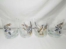 New ListingBourbon glasses with ducks vintage barware mancave glasses drinking glasses