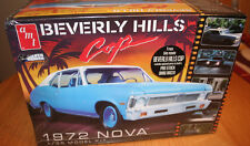 AMT 1972 Chevy Nova Beverly Hills Cop Kit # AMT 836 Factory Sealed 10+ 1:25