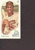 2019 Topps Allen & Ginter Baseball Mini #277 Frank Robinson