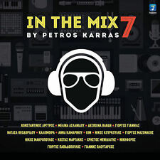 The Mix vol. 7 by Petros KARRAS Greek Hits 2017 COMPILATION CD/NUOVO