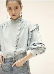 Isabel Marant Etoile Gossia Top-NWT-Size:36