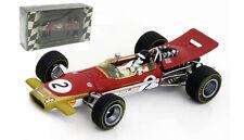 Quartzo 27805 Lotus 49B #2 Belgian GP 1968 - Jackie Oliver 1/43 Scale