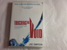 Touching The Void by Joe Simpson New CD Audiobook Abridged on 3 Discs