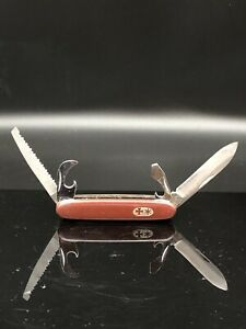Vtg. Rodgers Sheffield England Stainless INOX Mutli - Tool Folding Pocket Knife